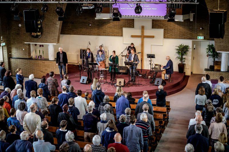Samenkomst • spreker: Jan Piet