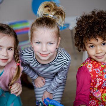 Samenkomst • Kinderdienst